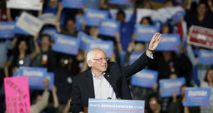 How Bernie Sanders is reaching out to black voters. Is it working? (+video)