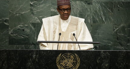 Nigeria: President Buhari appoints himself to end nation's oil corruption