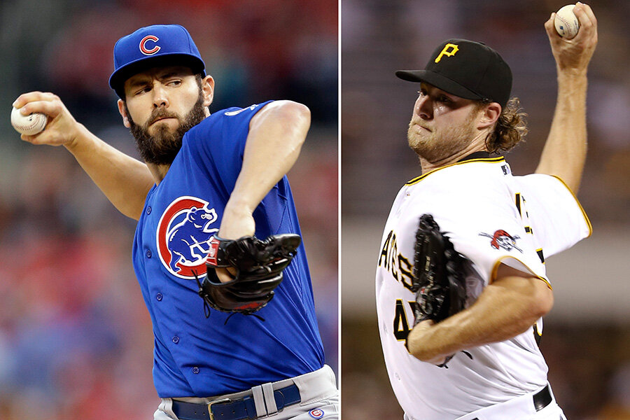 huge selection of 05f5a ff380 MLB playoffs: Chicago Cubs vs. Pittsburgh Pirates in NL Wild ...