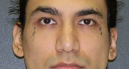 Texas inmate executed for killing man in $8 robbery