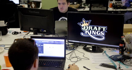 The outrageous fortune of fantasy sports