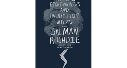 'Two Years Eight Months and Twenty-Eight Nights' is Salman Rushdie's clanky meditation on faith