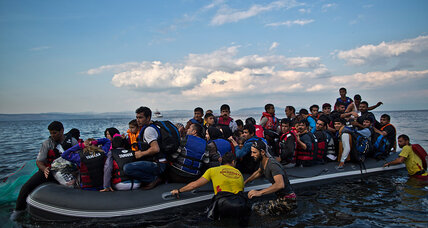 Can 'Operation Sophia' stop Mediterranean refugee trafficking?