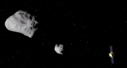Why NASA and ESA are trying to crash a spaceship into an asteroid