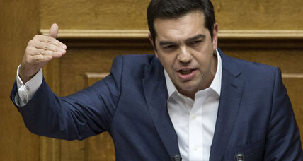 Tsipras insists he can lead Greece out of crisis by 2019
