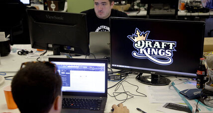 DraftKings open to regulation as it works to regain trust