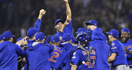Cubs one step closer to World Series after winning wild card game