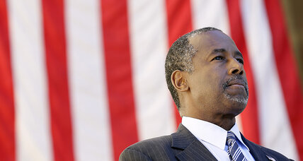 Ben Carson, President Obama, and the politics of a 'real black president'
