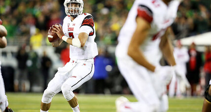College football TV schedule Saturday: Utah-Cal, Mich.-NW top games