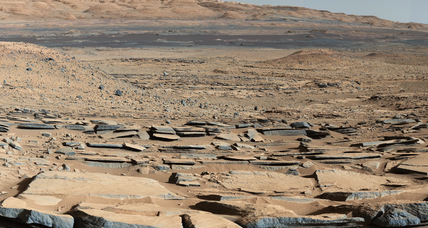Mars had more than water, it had lakes too: What could that mean?