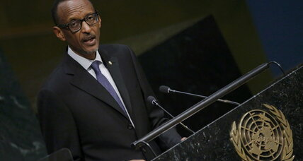 Kagame wants third term in Rwanda. A test for democracy?