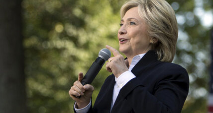 Hillary and the economy: She's not Bill (+video)