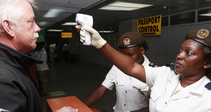 Nigeria probes suspected Ebola case, one year after virus was stopped