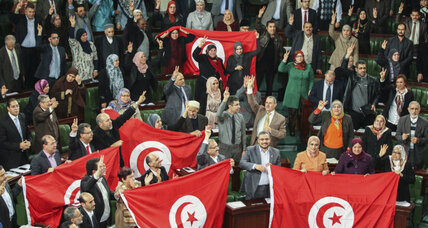 Nobel Peace Prize throws curve with award to Tunisian Quartet