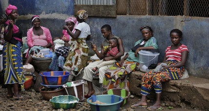 In post-Ebola Sierra Leone, aid is needed, but not all is helpful