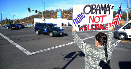 How Roseburg, Ore., responded to Obama's visit