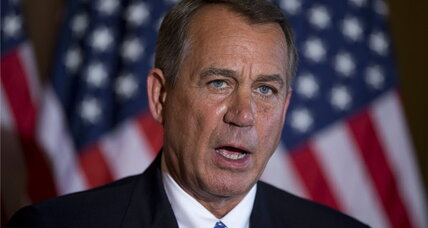 Why John Boehner is 'looking really good' right now