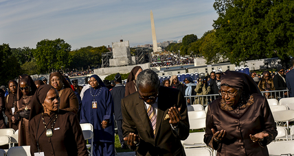 Million Man March: What's different 20 years later?