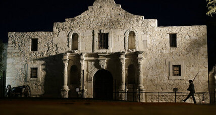 As Alamo eyed for face-lift, officials debate how to rebuild