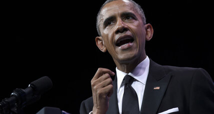 Obama defends Clinton's use of private email server, sort of