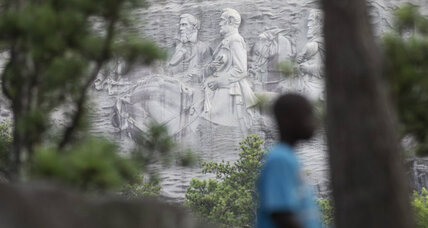 Stone Mountain to get new monument: MLK memorial will join Confederate heroes