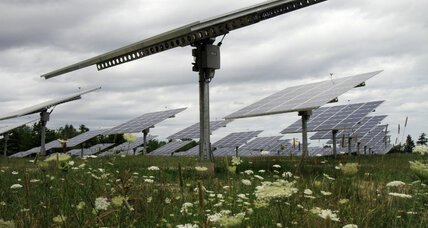 Has renewable energy hit hard times?