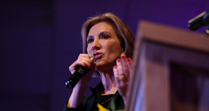 What Carly Fiorina's time as CEO says about how she might govern