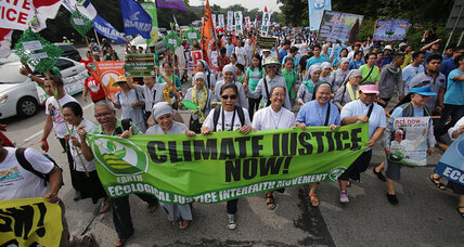 With no sanctions, can pledges save the Earth from climate change?