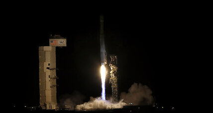 Miniature satellite reaches orbit. Could CubeSats be the next frontier for NASA?