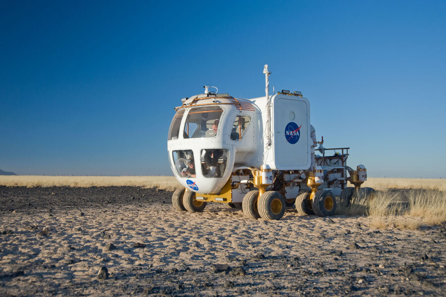Three NASA technologies that could make a Mars colony possible -  CSMonitor.com