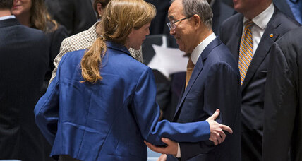 UN official criticizes lack of women at peace tables