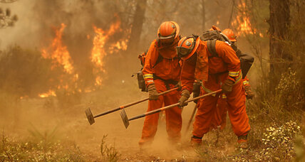 Why California won't be fighting fires with violent inmates