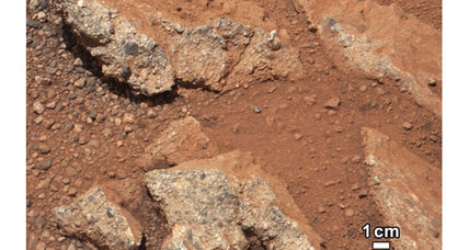 Did Mars once have rivers? Pebbles say yes.