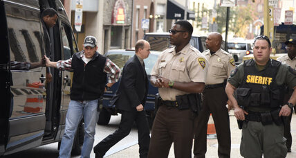 Judge denies request to bar officers' statements on Freddie Gray arrest