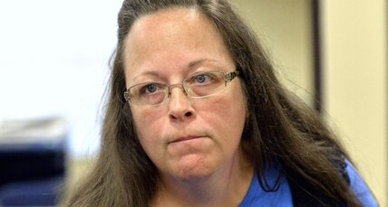 Kim Davis shouldn't face more fines, say her lawyers