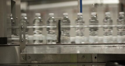 Is Nestlé allowed to take water from parched California?