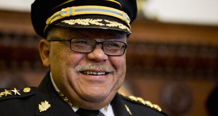 Philly Police Commissioner to retire after 47-year career