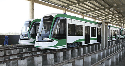 Sub-Saharan Africa gets its first metro system