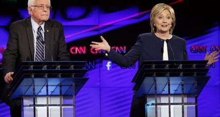 Who really won the first Democratic debate: Clinton or Sanders? (+video)