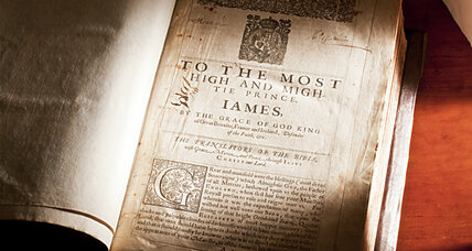 Oldest King James Bible draft discovered: Did translators work alone?
