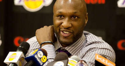 Lamar Odom's case may highlight a bigger issue for pro athletes (+video)