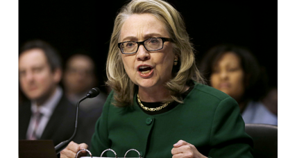 Another Republican says Benghazi committee is unfairly targeting Clinton