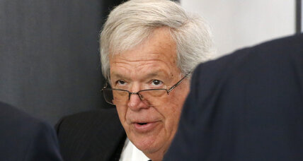 Former Speaker Hastert to plead guilty, attorney says