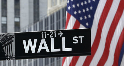 Who is Wall Street's favorite presidential candidate?