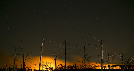 Hidden Pines Fire: Texas crews look to the sky for help fighting wildfire