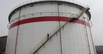 Can China's strategic petroleum reserve rescue oil markets?