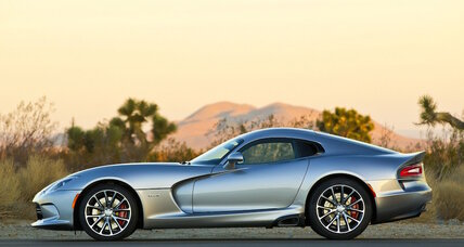A fond(ish) farewell to the Dodge Viper