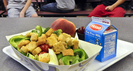 Kids rebel against bland foods in lunch line: Time for a 'pasta exemption'?