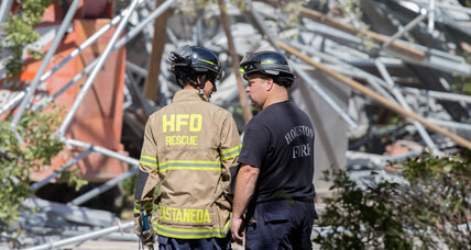 Houston scaffolding collapse: How common are construction accidents?