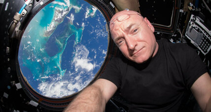 Astronaut Scott Kelly's new space record brings US closer to Mars